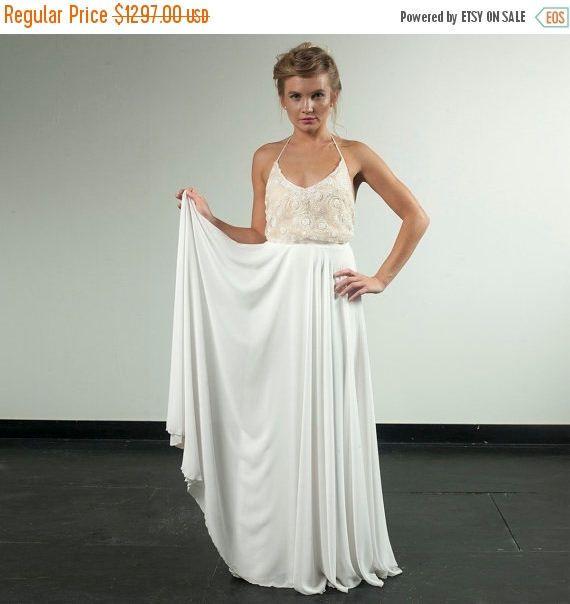 Flash Hollywood Wedding Dress Custom Made Blouson Lace