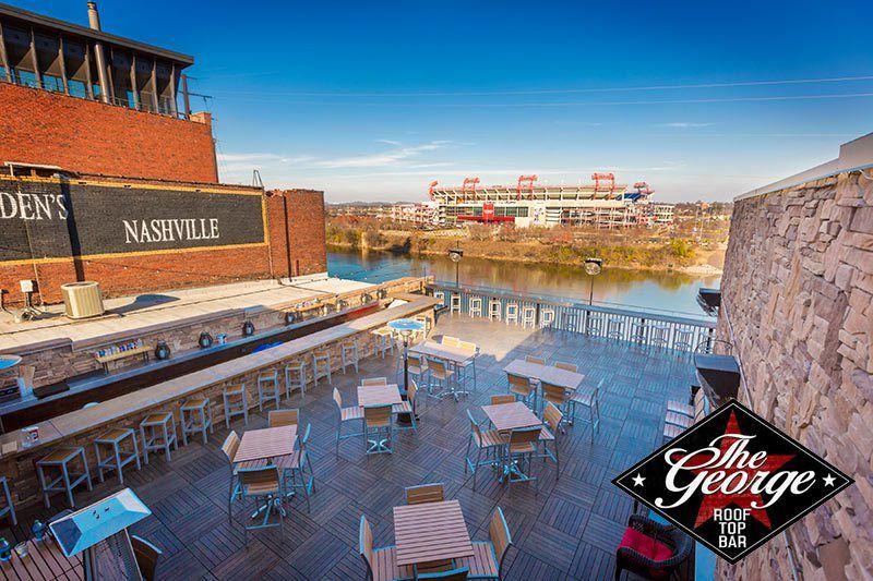 The Music city nashville, jones, Nashville