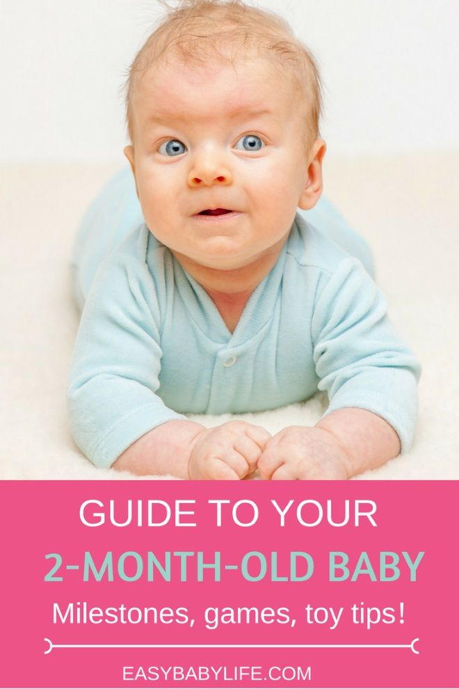 2-Month-Old Baby Development Milestones, Games To Play and Toy Tips