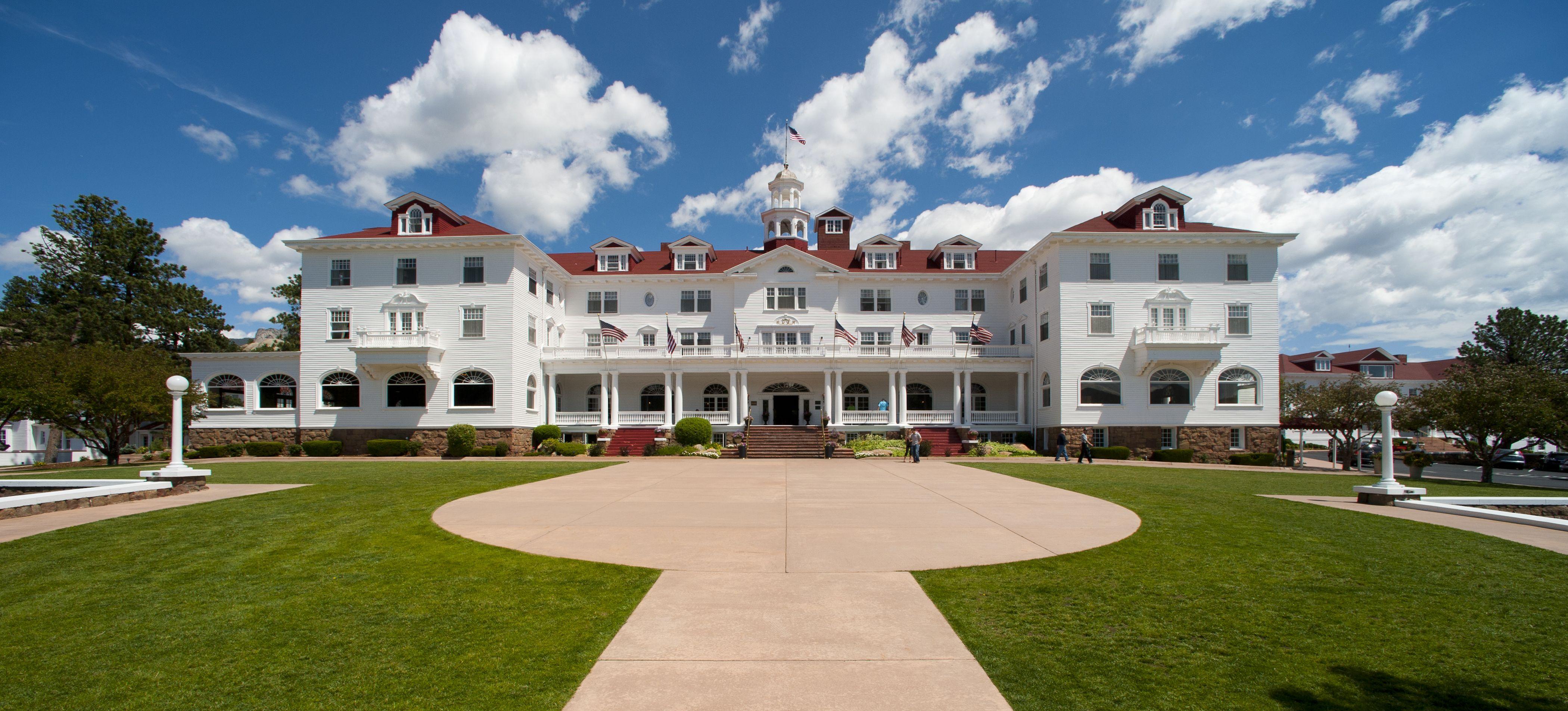 Historic Stanley Hotel- Estes Park Colorado