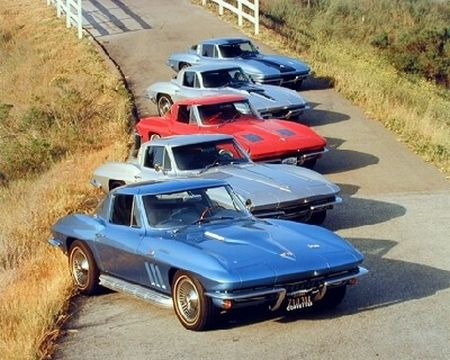 Vettes-yes please, any one of them, I'm not picky