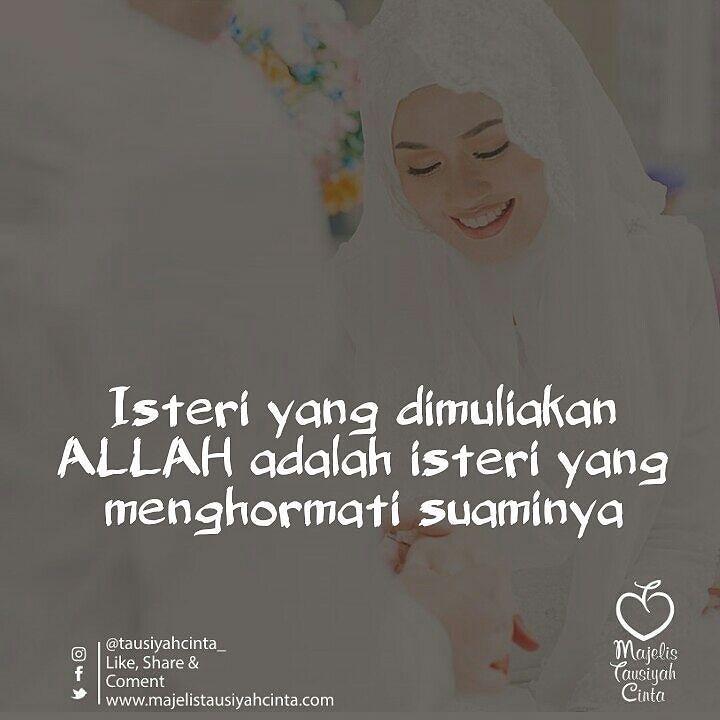 Ridho Suami Adalah Surga Bagimu Wahai Para Istri Dalam Islam