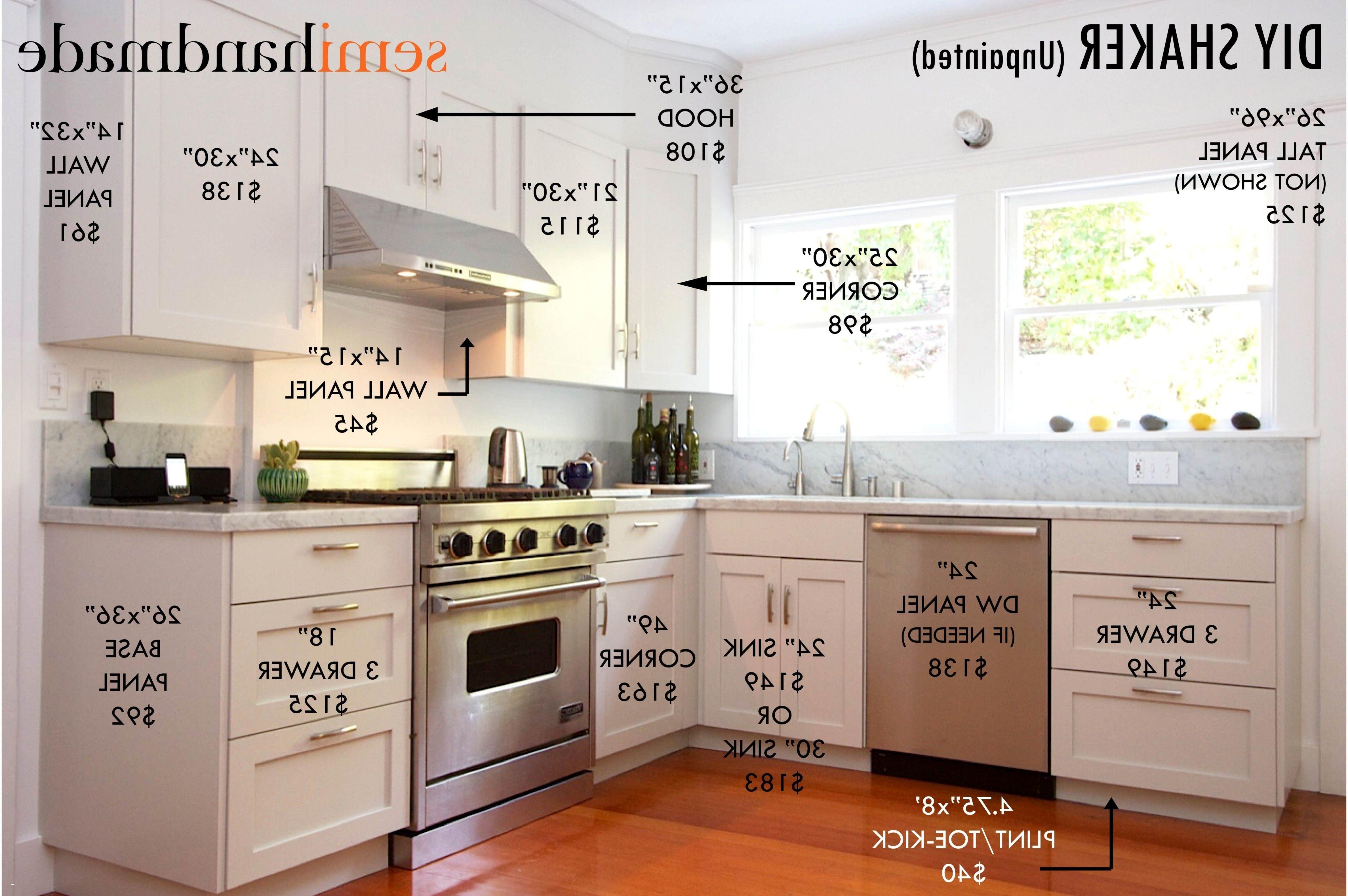 Elegant Ikea Kitchen Cabinets Cost
