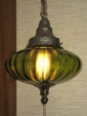 Vintage Green Glass Pendant Lamp Glass Ceiling Lights Ceiling Lights Glass Ceiling Lamps