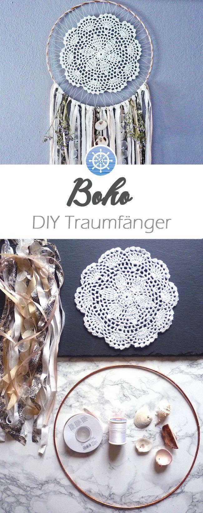 Das Must Have Accessoire für alle Boho-Fans! Ganz einfach selbstgemacht mit der DIY Anleitung via aye-aye-diy.com