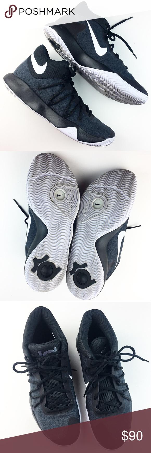 Nike Men's KD Trey 5 V Basketball Shoes Size 10.5