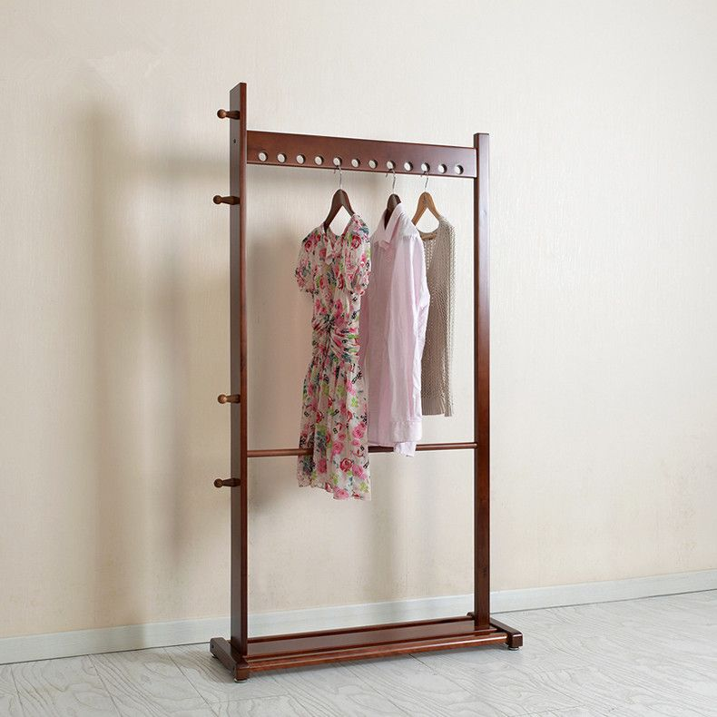 Find More Coat Racks Information About Modern Birch Wood Clothes Stand Hanger 95x175cm Living Room Furnitur Cloth Hanger Stand Clothes Hanger Rack Wood Clothes