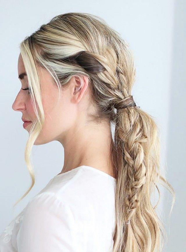 7 Humidity Proof Hairstyles To Wear All Season Long Frisuren Frisuren Langhaar Coole Frisuren