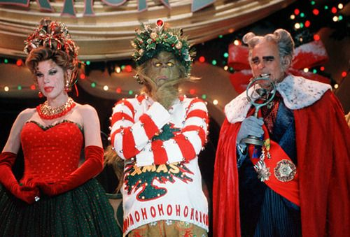 Surviving Christmas Cast.Television And Film S Ugliest Christmas Sweaters Surviving
