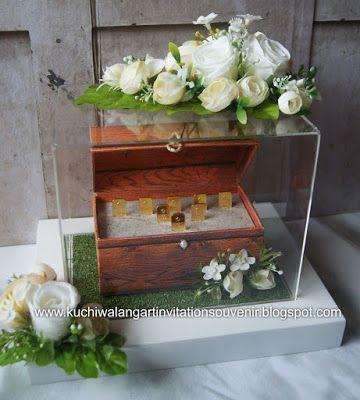 Image Result For Kreasi Emas Batangan Untuk Mahar Weddings