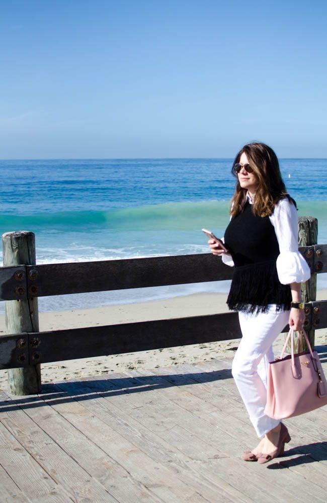 Andrea Carmona | Black and White for Spring | http://andreacarmona.com