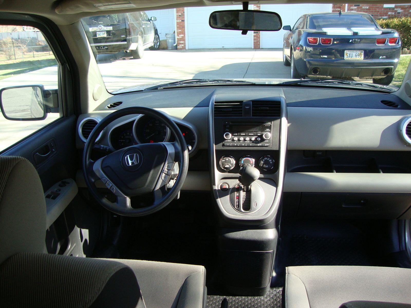 2008 Honda Element Ex Interior Picture Of 2007 Honda Element 2