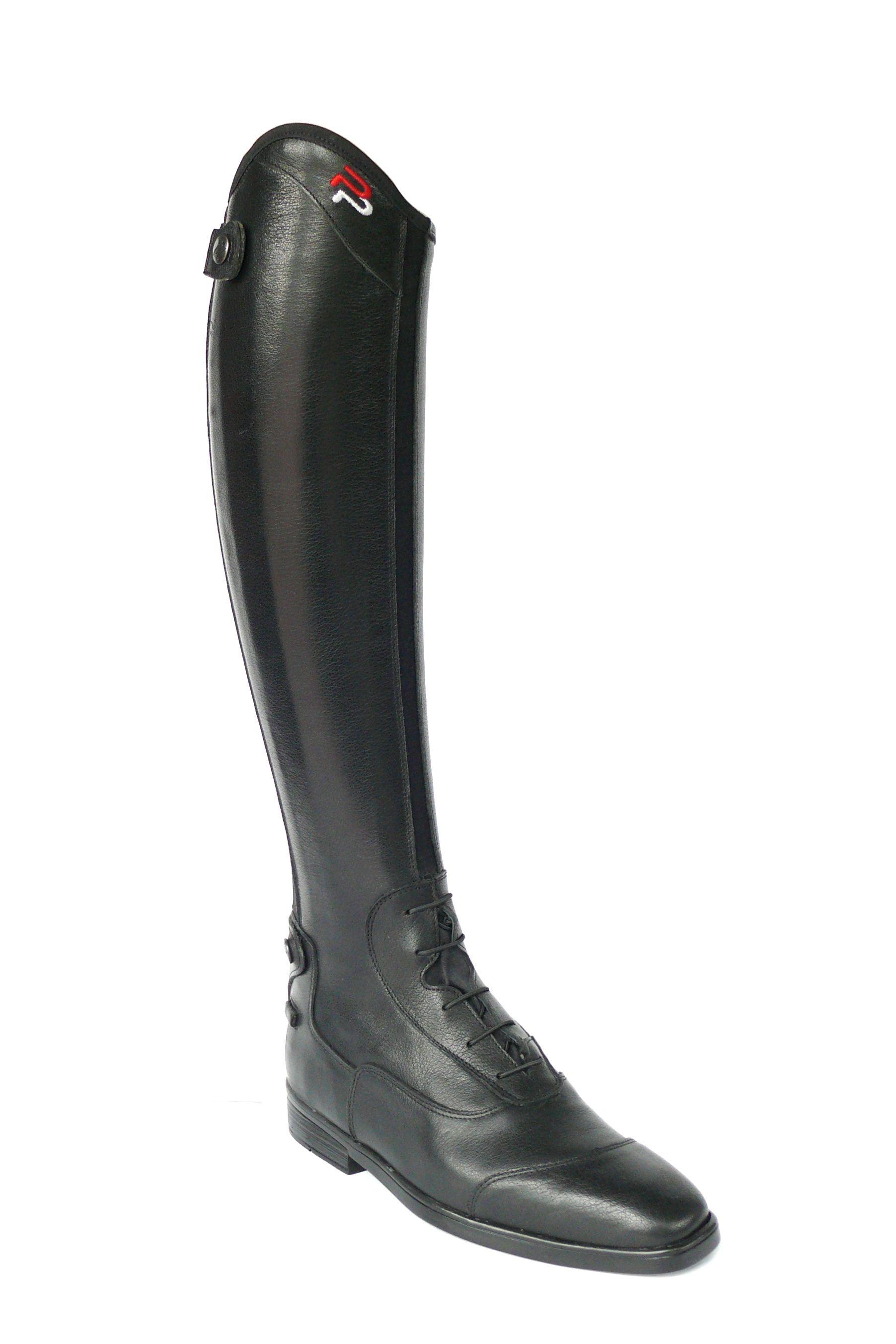 97345b95e62ac Long Riding Boots Ariat Womens Monaco Tall Stretch Zip Riding Boots Black  Patent