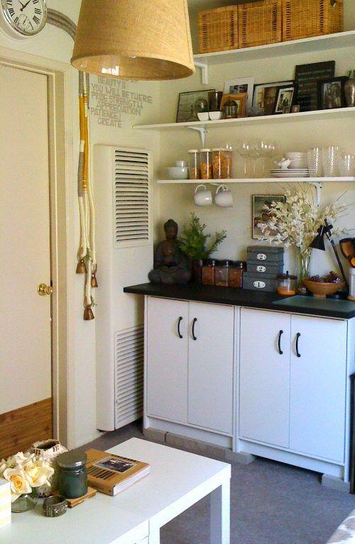 Kitchen Storage...