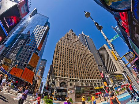 Regus Business Centre, New York, New York - 1325 Sixth