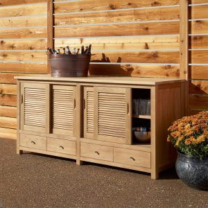 Outdoor Kitchen Cabinet Shells