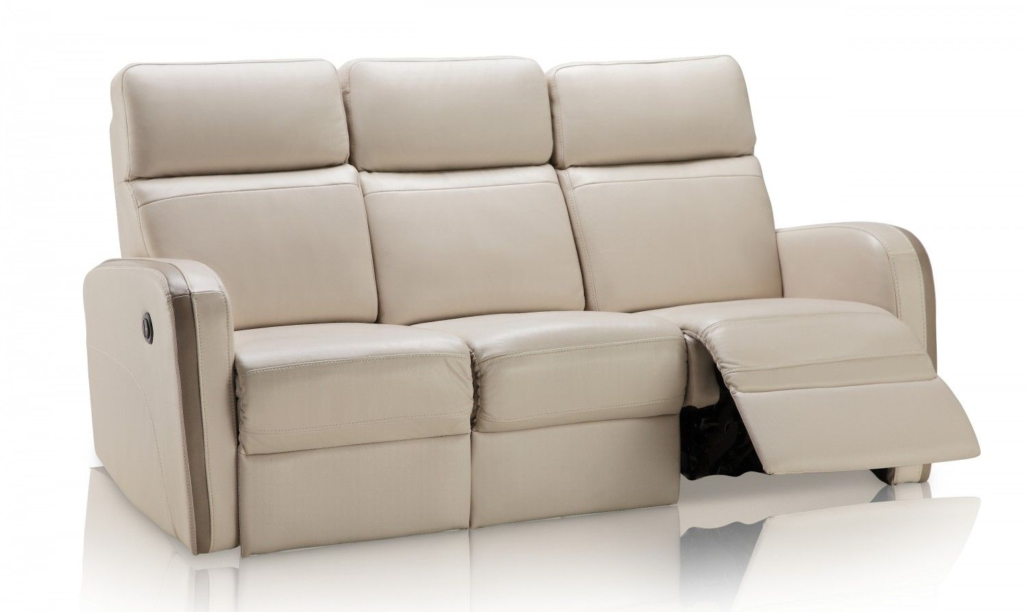 Argentina Leather Sofa With Electrical Recliners Creative
