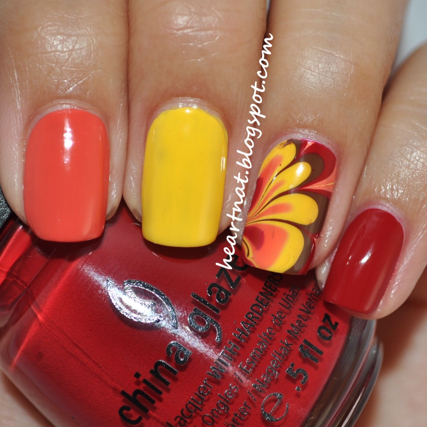 heartNAT: Happy Thanksgiving! | Other Ladies\' Manicures | Pinterest