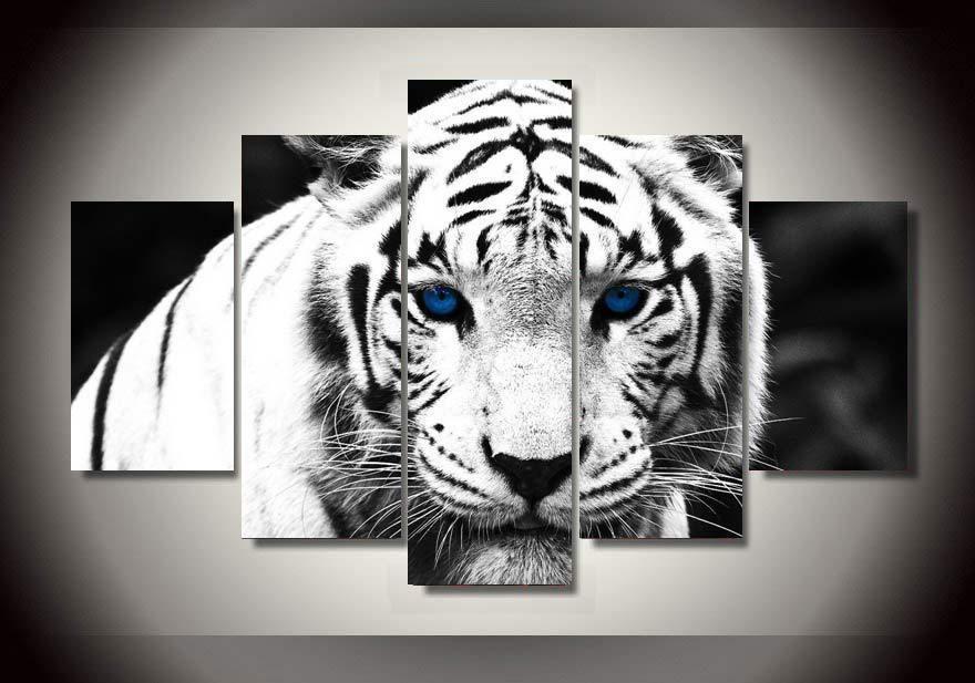 White Tiger Bedroom Ideas Google Search Tiger Wallpaper Poster Prints Art Prints White tiger living room decor