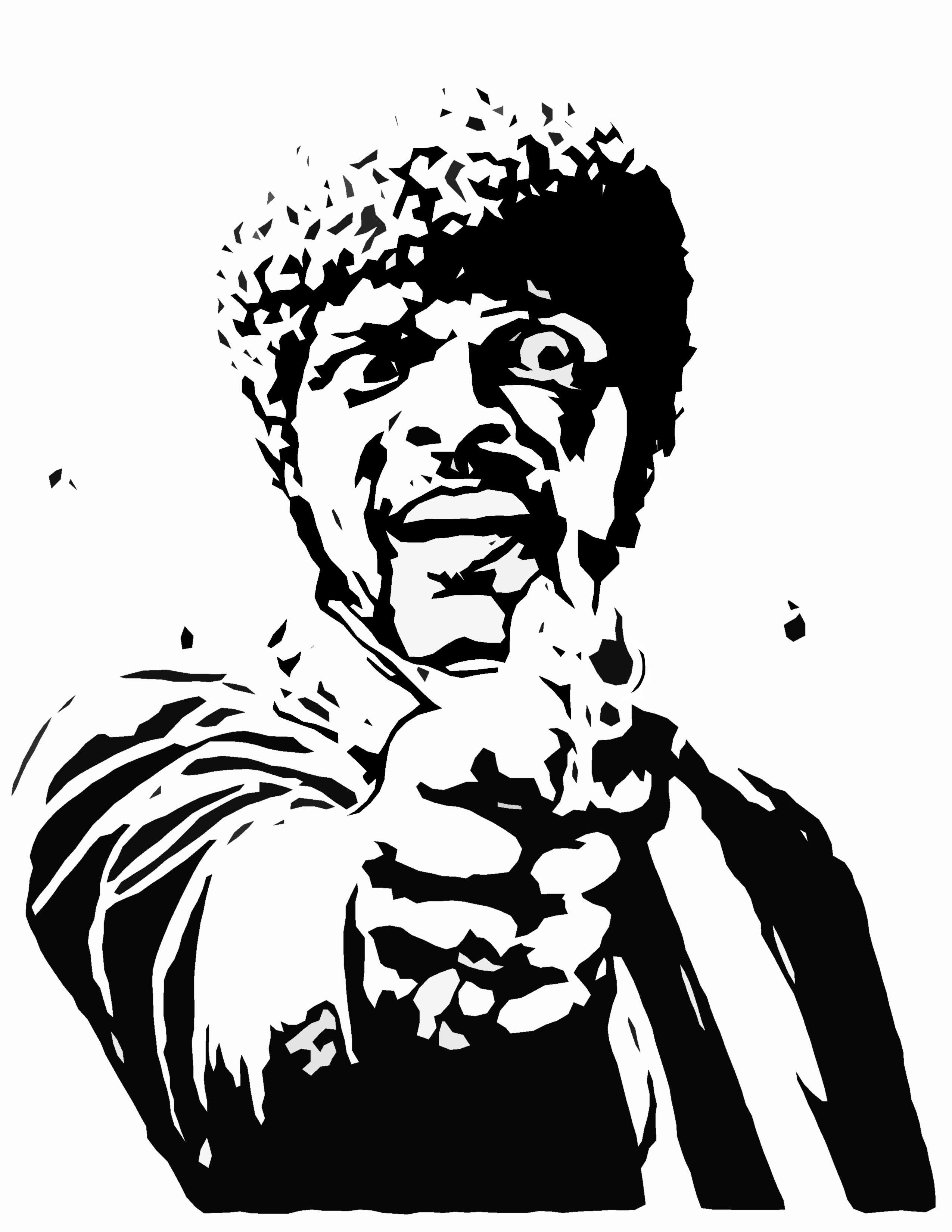 Pulp Fiction Drawing Google Search Pulp Fiction Sticker