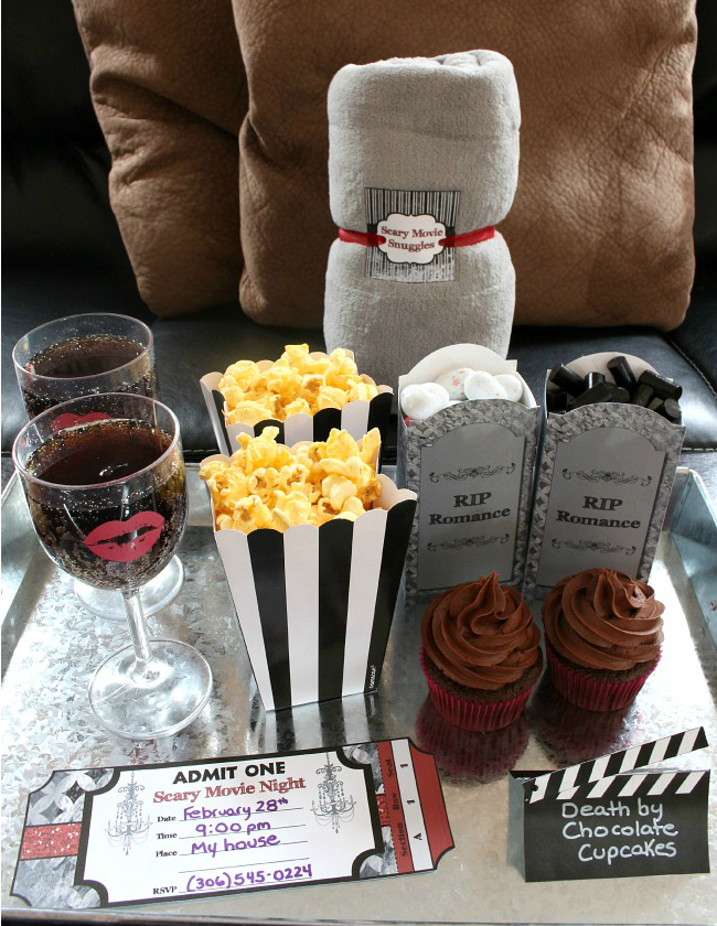 date ideas for your spouse scary movies scary and movie