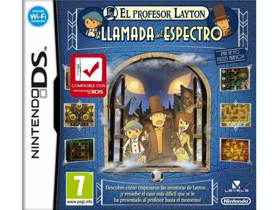 Pin De Erik Estrella En Your Pinterest Likes Profesor Layton Profesor Nintendo Ds