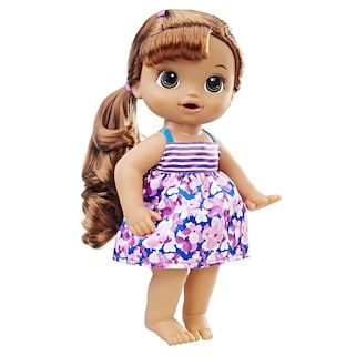 Baby Alive Cute Hairstyle In 2020 Baby Alive Cute Hairstyles Baby Doll Clothes