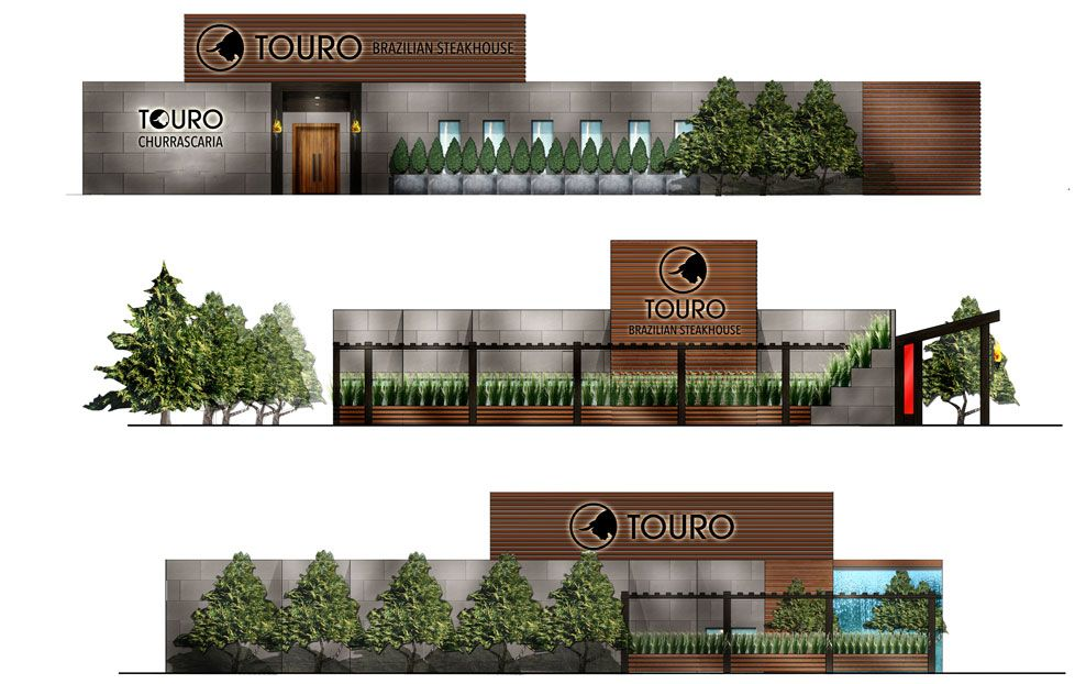 Restaurant Exterior Design | Exterior