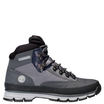 Jacquard Euro Hiker Boots   Timberland