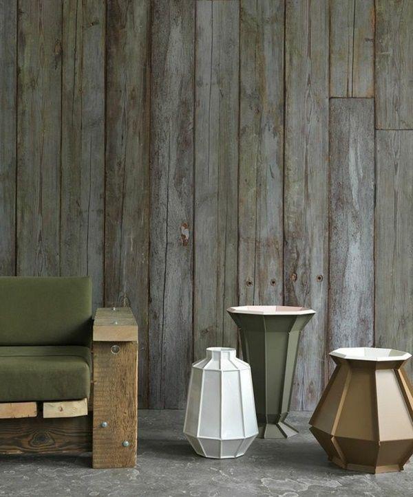 Beautiful Wallpaper Wood Effect Wall Design Ideas Wall