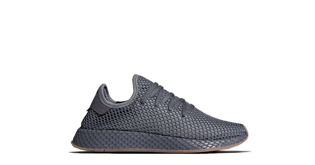 online store aad72 735fa Adidas Originals Deerupt Runner Grey Three Release 27.04.2018 Colorway Grey  Three