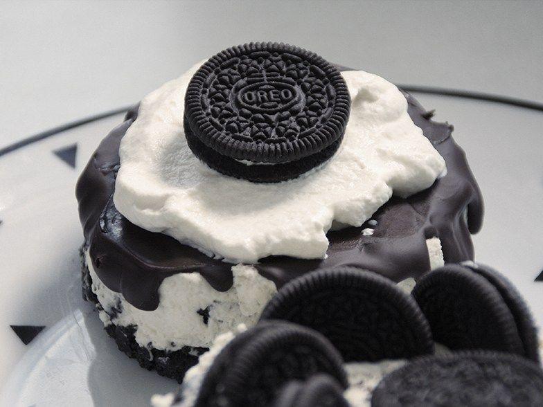 Cheesecake aux Oreo© sans cuisson | Fête anniversaire ...