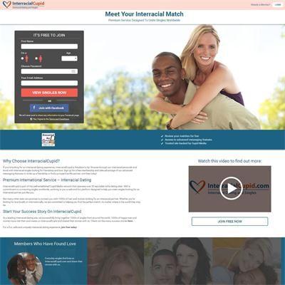 interracial Web