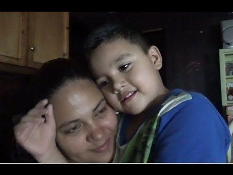 Angelito de 6 años con 7 tumores en los huesos te invita a la lotería p...