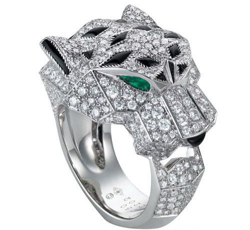 Cartier Buy Jewelry: Love Witness the Most Expensive Cartier Cheetah Bracelet £ 500,000 Windsors