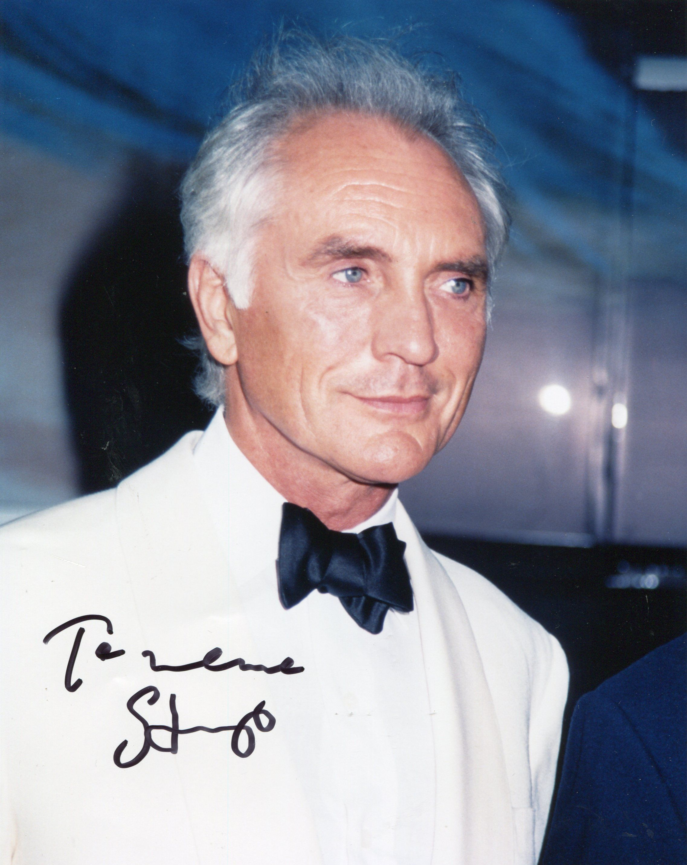 Watch Terence Stamp (born 1938) video