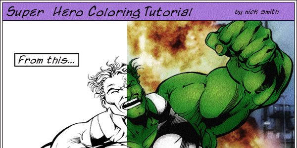 Stylish decoration comic book coloring comic book coloring.