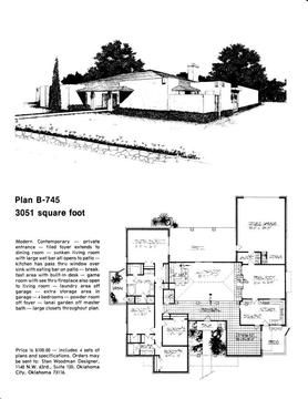 Stan Woodman - designer - house | Houses and Homes in 2019 | Vintage on 3 bedroom house plan designs, house plans 6 bedrooms designs, home plans architectural digest, home prices and floor plans to build, ranch floor plans home designs, brick townhouse plans designs, driveway brick entrance designs, australian floor plans home designs, home open floor plan, rustic home designs, two-story floor plan house designs, small modern house designs, basic designs, boat floor plan designs, house plan your own designs, luxury house designs, frank lloyd wright inspired house designs, home living room design ideas, floor plans small home designs, eco-friendly small home designs,