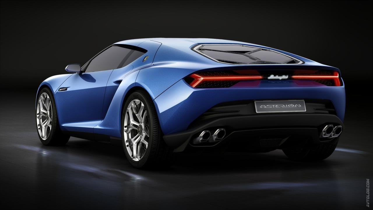 Lamborghini Asterion LPI-910-4 Concept @avtolog