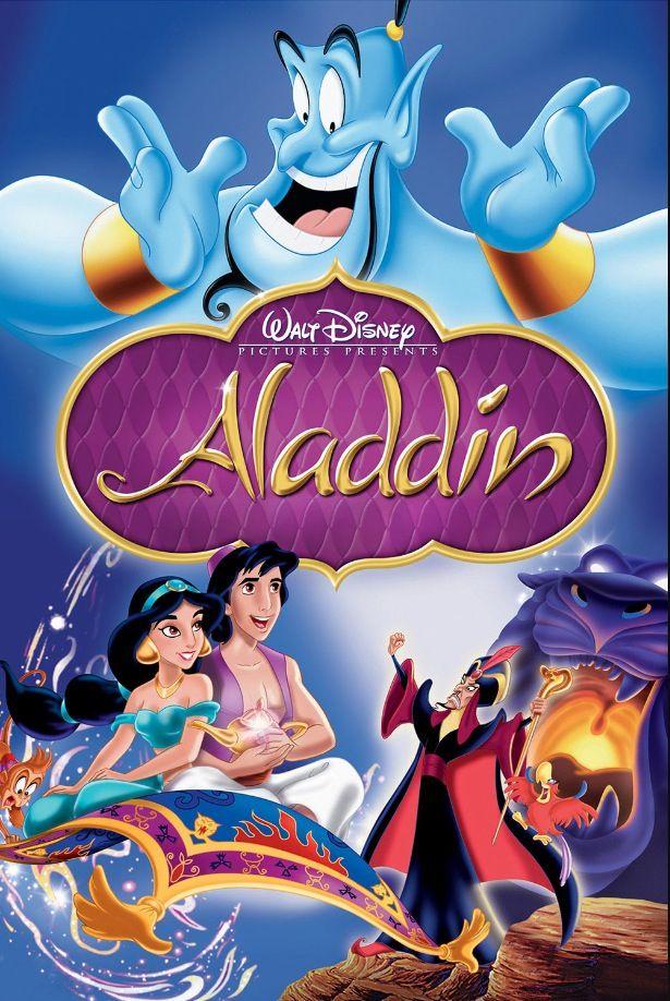 Aladdin 1 Animationsfilme Zeichentrickfilme Aladin
