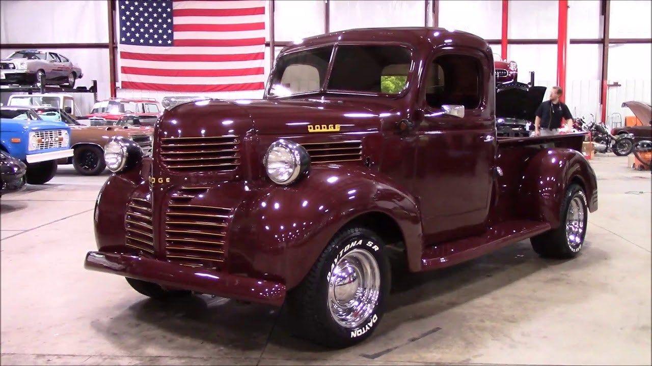 Latest Dodge RAM 1945 Dodge Pickup 13696 West