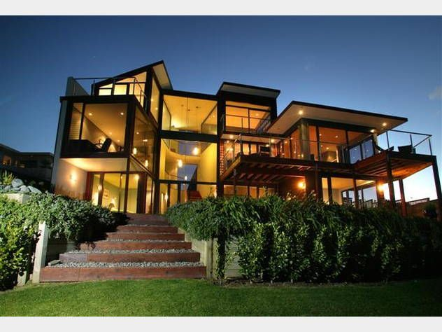Modern homes real estate new zealand on pinterest 18 pins for Modern new zealand homes