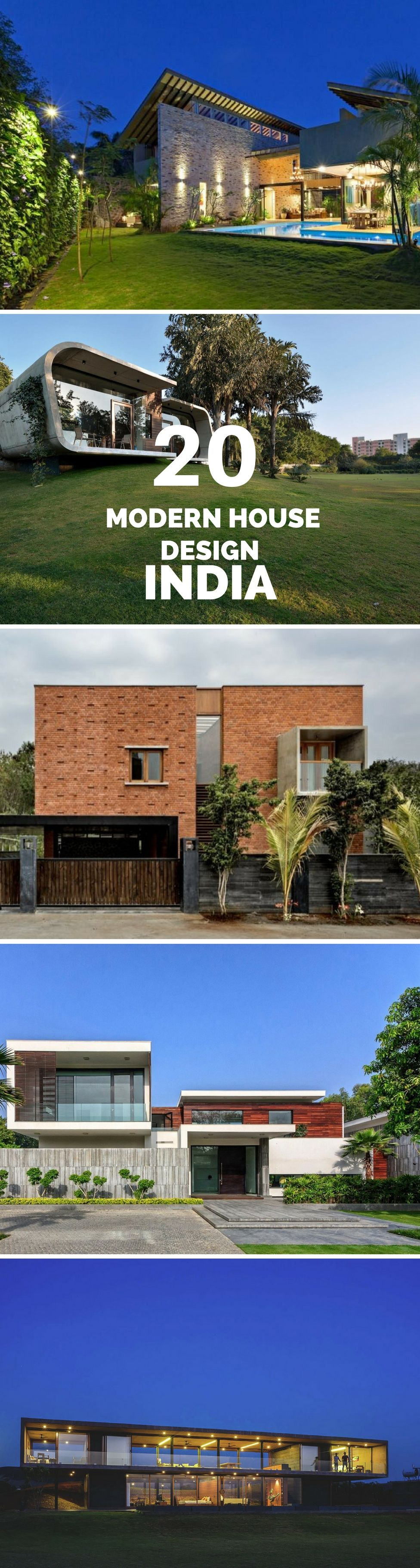 remarkable modern house design in india residence facade best contemporary also architecture rh pinterest