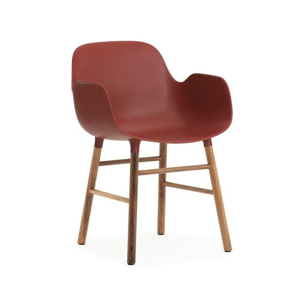 Photo of Kind Armchair – Wooden Legs