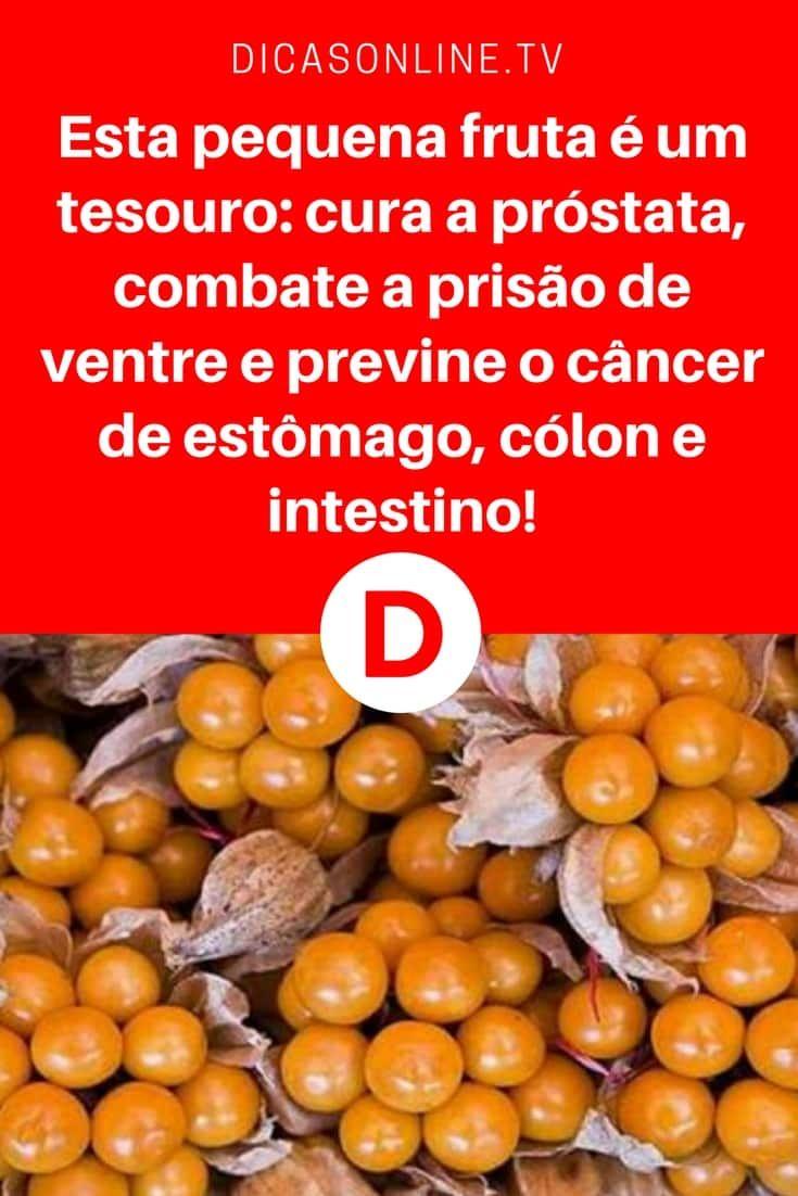 tomate serve para próstata