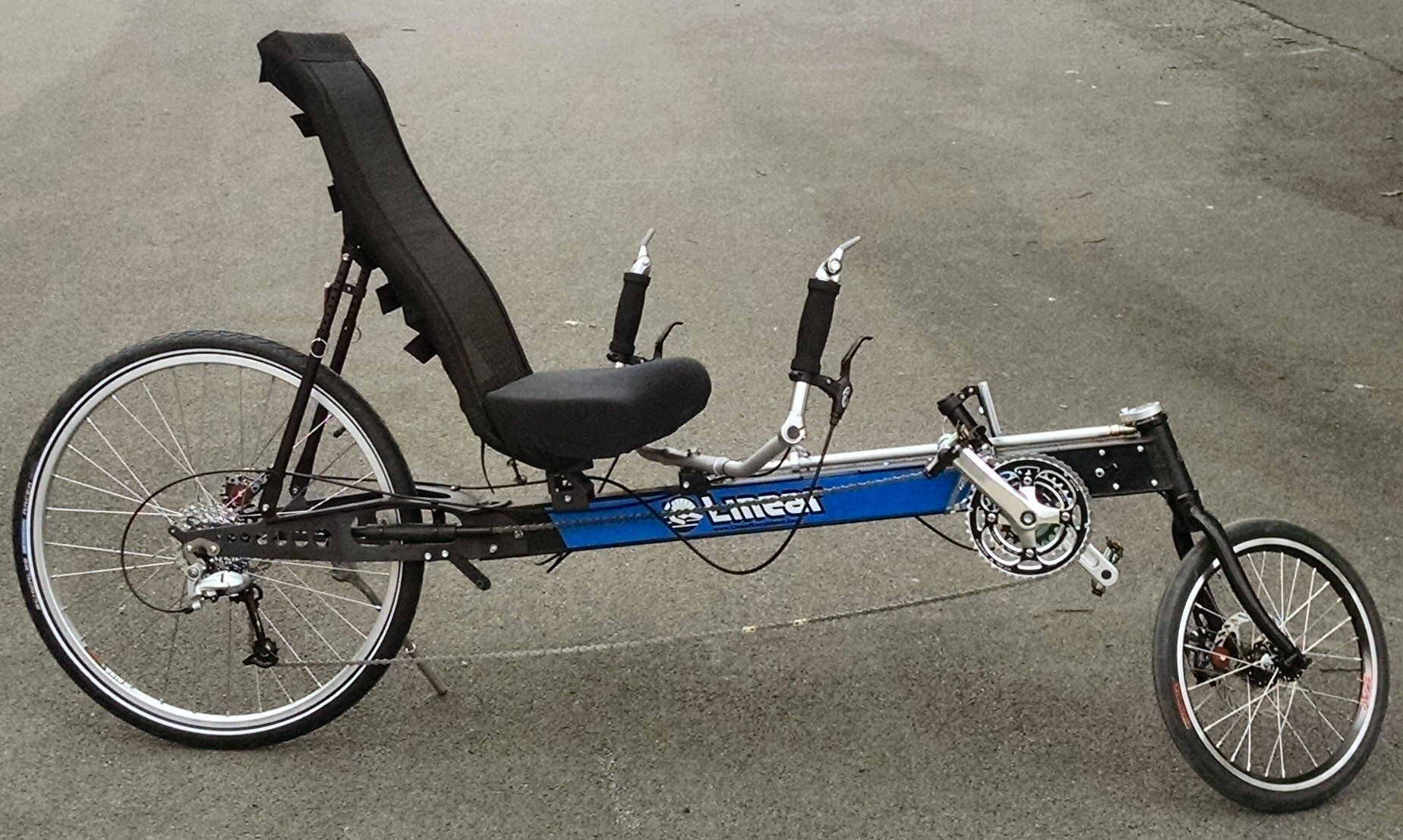 Linear Minear Lwb Now 5 Tall Riders Have Choices Recumbent Bicycle Bicycle Design Bicycle