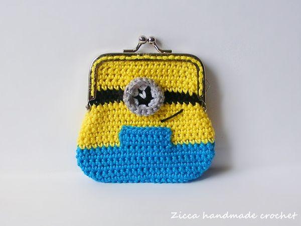 Materialen: Häkelgarn: Farben : gelb, blau, schwarz, weiß, grau ...