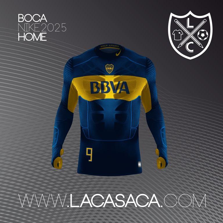 Nike 2025 Fantasy Kits - Boca Home  0c816be9cea