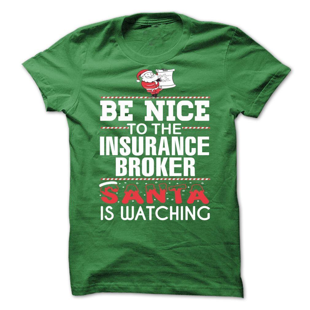 Insurance Broker Perfect Xmas T-Shirts, Hoodies. BUY IT NOW ==► https://www.sunfrog.com//Insurance-Broker-Perfect-Xmas-Gift.html?id=41382
