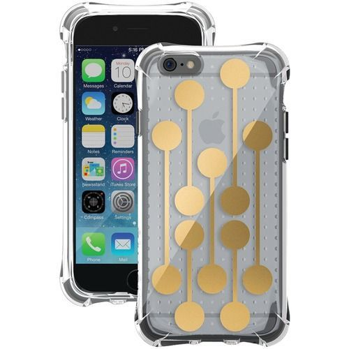 Ballistic Iphone 6 And 6s Retro Jewel Case (gold)